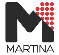 Logotip MARTINA